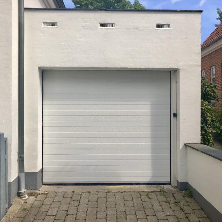 Garageport model Line