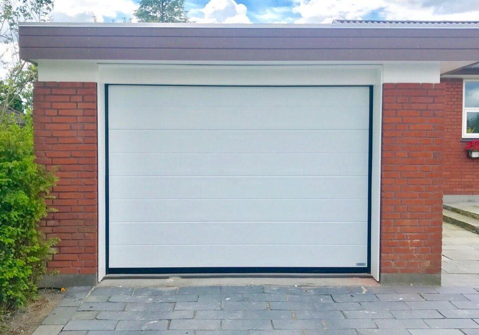 Garageport model Trend